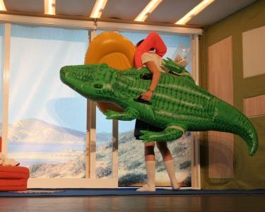 Curso Produção Espetáculos Infantis