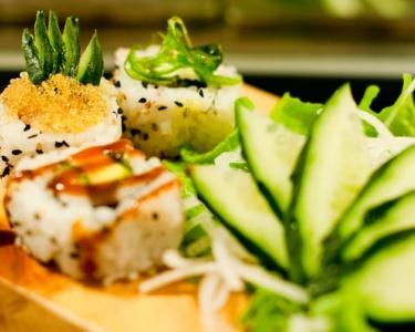 Jantar para Dois no Rock n Sushi