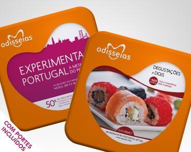 Cabaz Gourmet&Experimenta Portugal