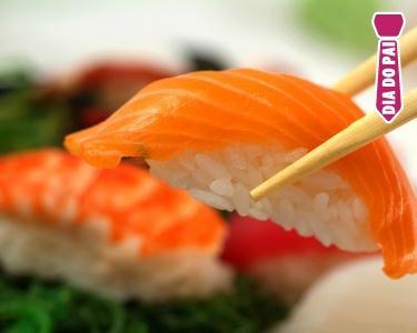 Storik Love Sushi - Jantar para Dois
