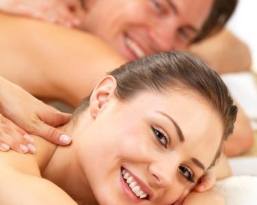 Massagem Limão ou Menta - Casal