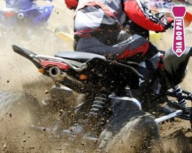 Adrenalina em Moto4 - Guimarães