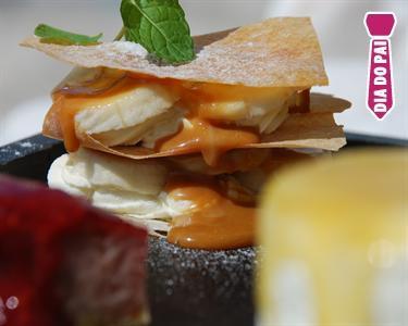 Sweet Moment - Lanche Gourmet a Dois