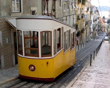 Lisboa By Yourself - 2 cartões