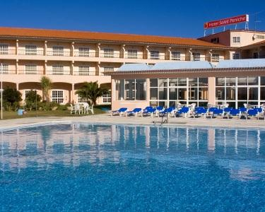 Hotel Soleil-Noite Vip à Beira-Mar