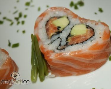 Sushi em Cascais - 60 Peças