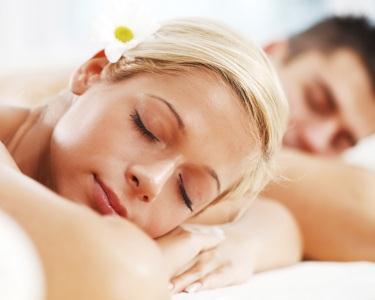 Massagem Champanhe ou Ouro - Casal
