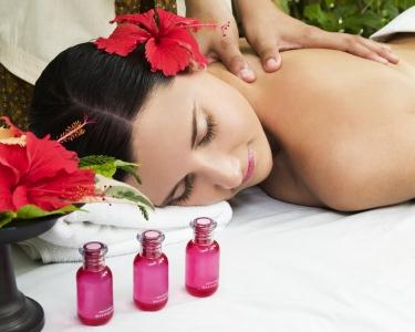 Pack 2 Massagens Aromaterapia 2h