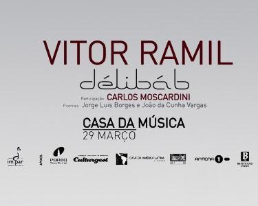 Vitor Ramil na Casa da Música