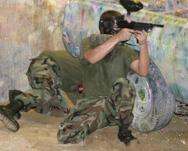 Paintball Reball Indoor - 1h30