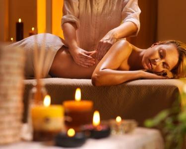 2 Massagens Abhyanga  - 45 Min