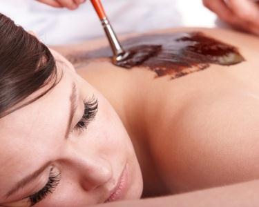Massagem de Chocolate & Maquilhagem