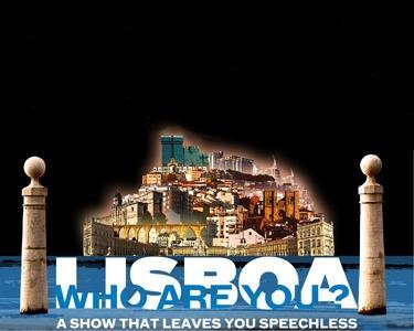 Lisboa Quem És Tu - Castelo S. Jorge