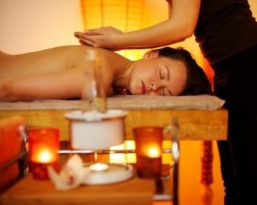Massagem Aromaterapia - 1 Hora
