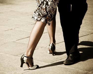 Aula de Tango ou Kizomba para Casal