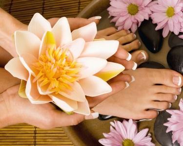 Manicure&Pedicure com Verniz de Gel