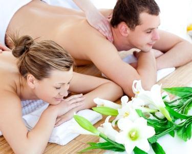 Massagem de Reflexologia - Casal