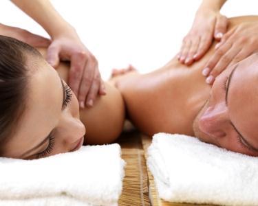Massagem a Dois 45 minutos no Chiado