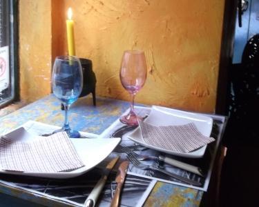 Jantar a Dois no Lábios de Mosto