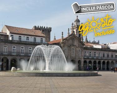 Páscoa em Braga - Noite & Jantar a Dois