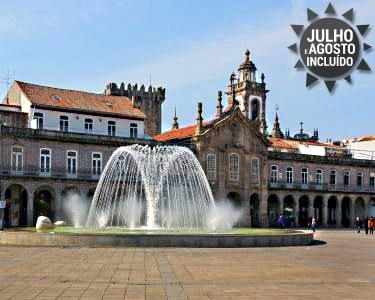 Conheça Braga   Noite + Jantar na Capital do Minho