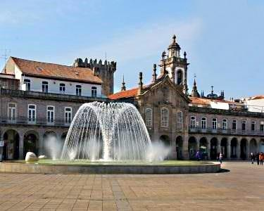 Conheça Braga | Noite + Jantar na Capital do Minho