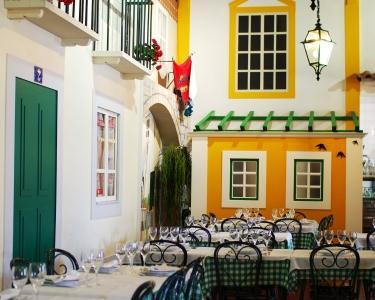 Jantar Típico a 2-Páteo Restaurante