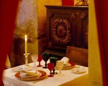 Casa de Linhares - Jantar e Fado a 2