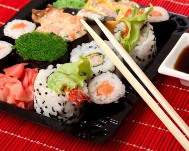 Workshop Sushi - Deliciosas Iguarias