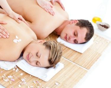 Massagem Chocolate para Casal