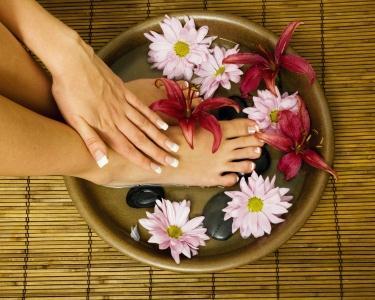 Manicure & Pedicure - Look de Verão