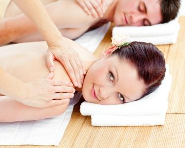 Massagem Champi para Casal