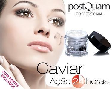 Creme de Caviar Antienvelhecimento