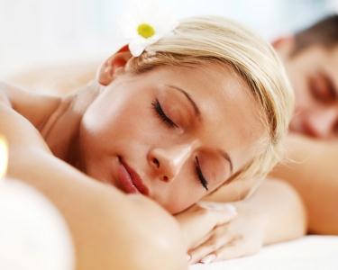 Massagem Relaxante para Dois 45m