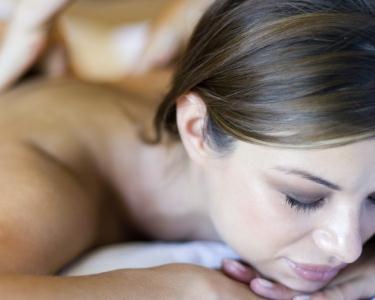 Massagem Relax Aromaterapia 1h