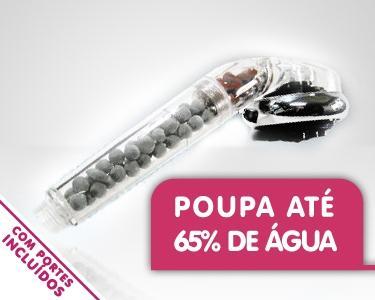 Chuveiro EcoDuche - Poupa & Relaxa