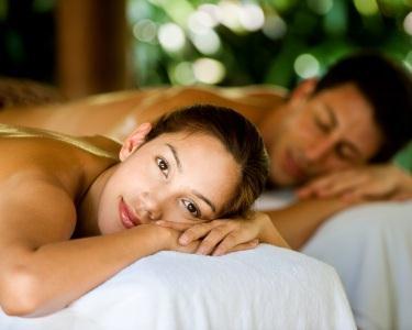 Massagem Óleos Exóticos - Casal