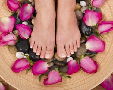 Spa Pedicure com Esfoliação&Massagem