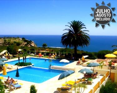 Hotel Baía Cristal Beach & Spa Resort   2 ou 4 Nts em Meia Pensão