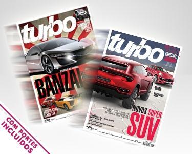 Assinatura Anual Revista Turbo