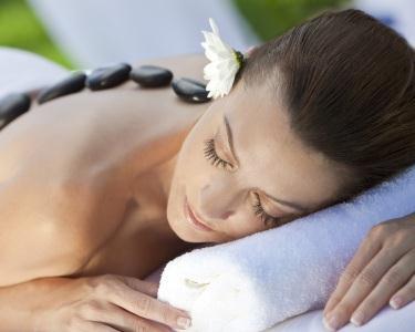 Hot Stones Massage - 45min