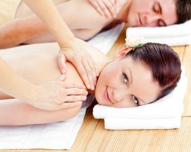 Massagem Localizada para Casal