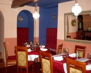 Jantar Marroquino a 2 no Marrakesh Lounge