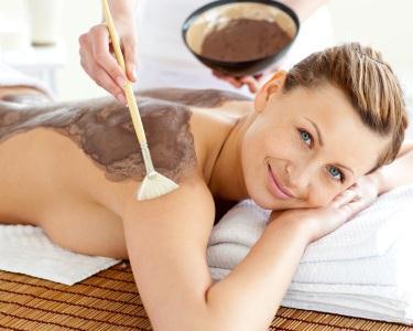 Massagem de Chocolate & Café
