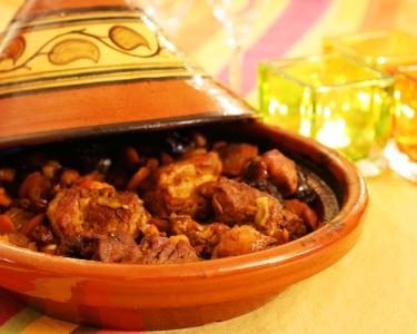 Jantar Exótico a 2-Marrakesh Lounge