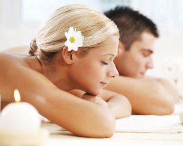 Massagens Velas ou Pedras a 2