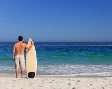Aula de Surf em Carcavelos 1 Pessoa