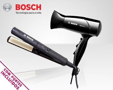 Secador & Alisador Bosch