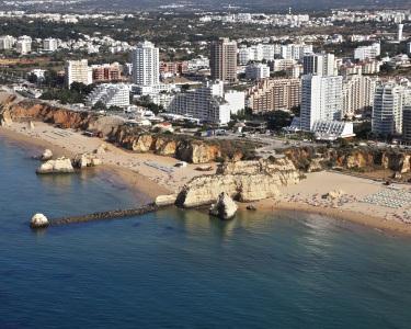 Praia da Rocha - T1 para 4 pessoas