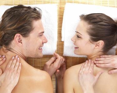 Massagem Casal - Corpo Inteiro